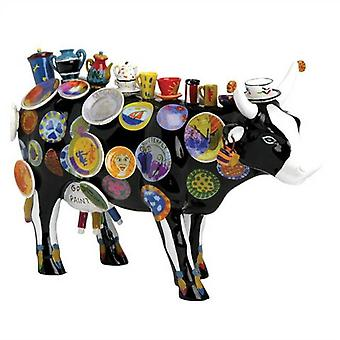 Cow Parade Moo Potter (moyen)