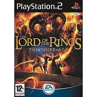 Herr der Ringe Das dritte Zeitalter (PS2) - Neu