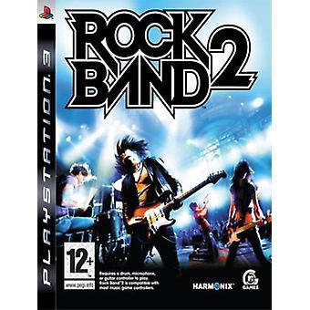Rock band 2 (PS3)-fabriek verzegeld