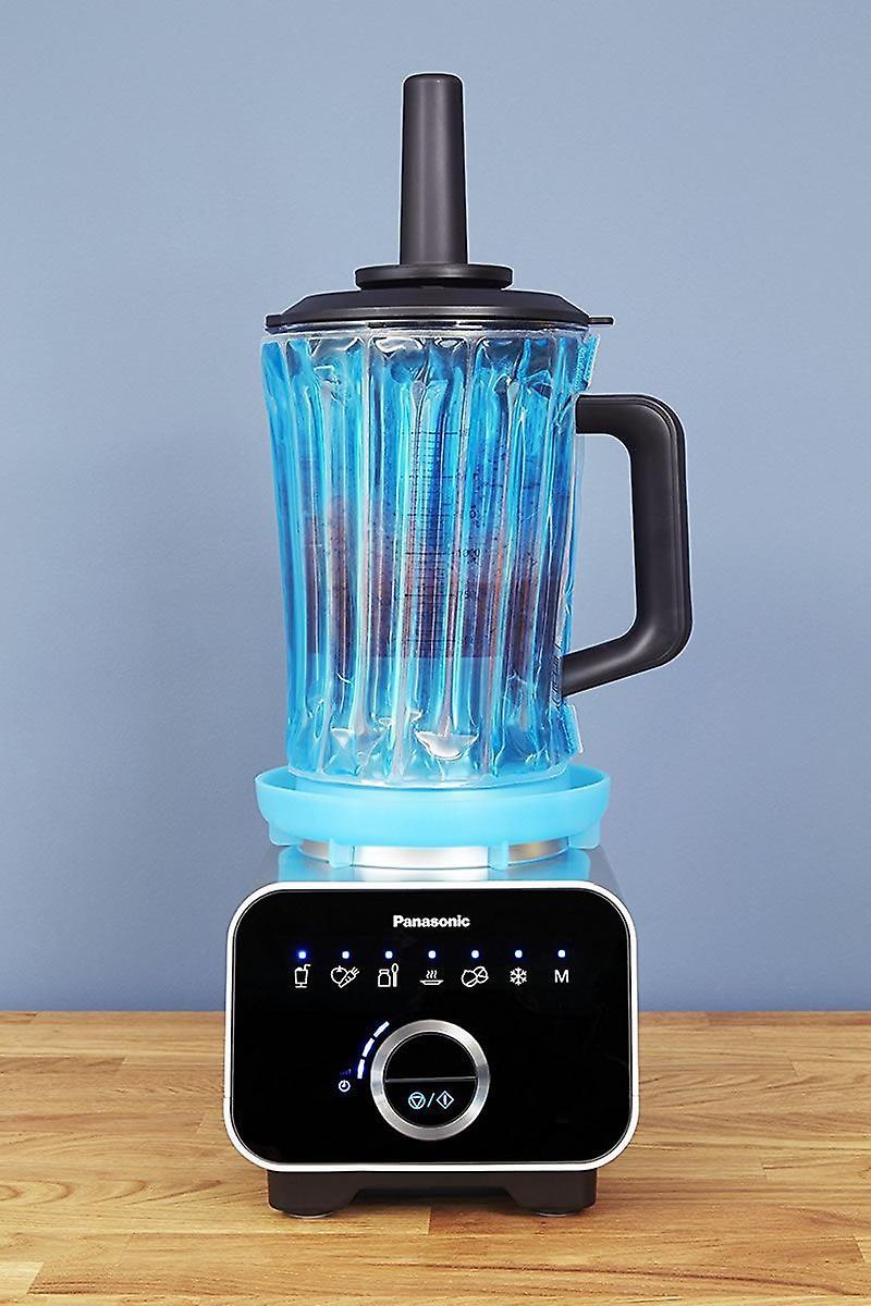خلاط السلطة العليا باناسونيك مع حزمة الجليد المرفق (نموذج رقم MXZX1800SXC)