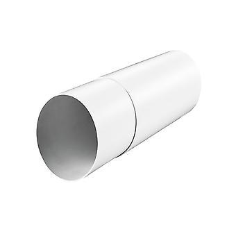 Conducto telescópico redondo para ahorro de energía el sistema de ventilación TwinFresh