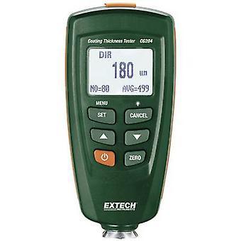 Extech CG204 Paint meter 0 - 1250 µm