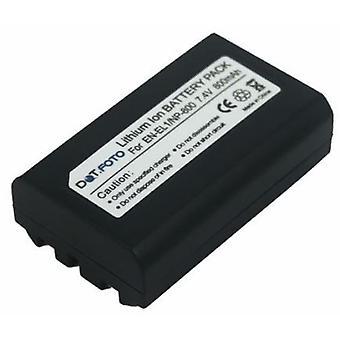 Dot.Foto Minolta NP-800 reemplazo batería - 7.4v / 800mAh
