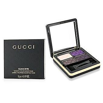 Gucci magnetiske farge skygge Quad - #070 lilla topas - 5g/0,17 oz