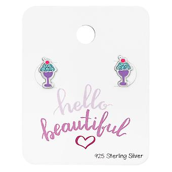 Ice Cream - 925 Sterling Silver Sets - W38078x