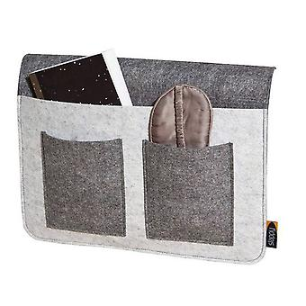 Bed Butler grey sofa sofa Butler sofa tray Butler Organizer sofa armrest storage