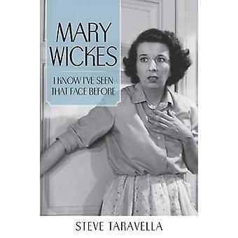 Mary Wickes - je sais que j'ai vu que Face avant par Steve Taravella - 9