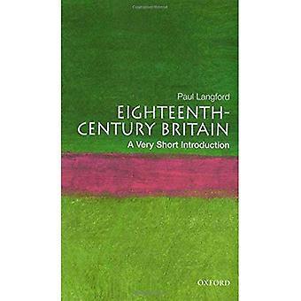 Eighteenth-Century Britain: A Very Short Introduction