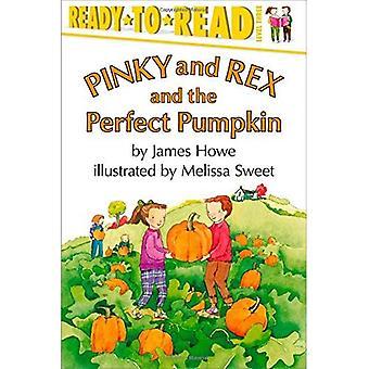 Pinky Rex et poche citrouille parfaite (Pinky et Rex (Aladdin Broché))