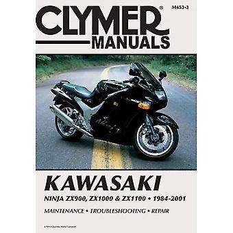 Kawasaki ZX900-1100 Ninja, 1984-2001