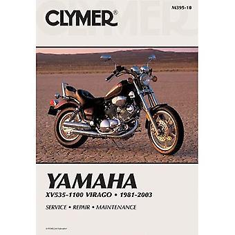 Yamaha XV535 88-2003//700/750/920/1000/1100 1981-1999 (Clymer Motorcycle Repair)