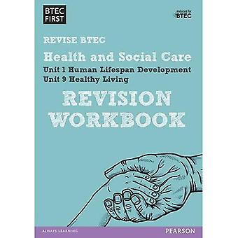 BTEC första i vård och omsorg: Revision arbetsbok (revidera Btec först)