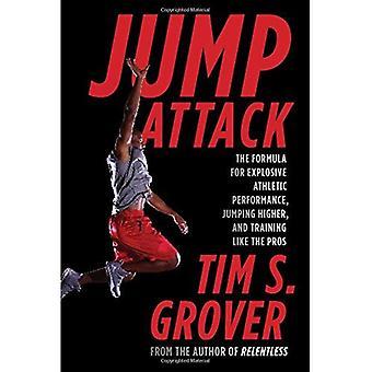 -Stap-springen aanval: De formule voor explosieve atletische prestaties, hoger springen en het opleiden van zoals de profs