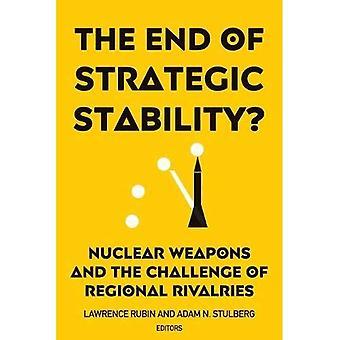 Al final de la estabilidad estratégica?: armas nucleares y el desafío de las rivalidades regionales