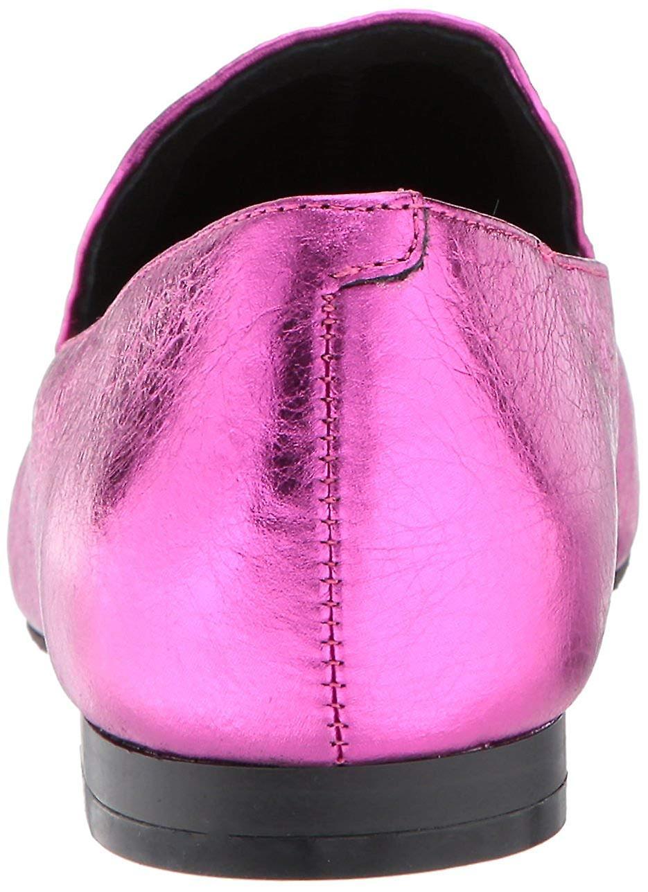 Kenneth Cole New York Kvinners Westley Skinn Rund Tå Loafers