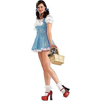Dorothy Wiz dla dorosłych kostium Oz