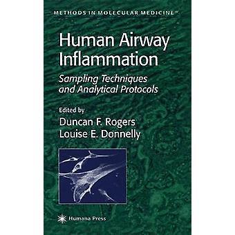 Menselijke luchtweg ontsteking bemonsteringstechnieken en analytische protocollen door Rogers & D. F.