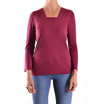 Dries Van Noten Ezbc007015 Women's Burgundy Modal Sweater