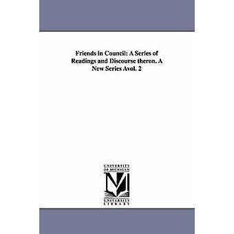 Amigos no Conselho A série de leituras e discurso Theron. uma nova série Avol. 2 pela ajuda & Arthur