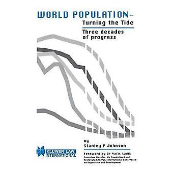Maailman väestö kääntämällä Tide Johnson & Stanley