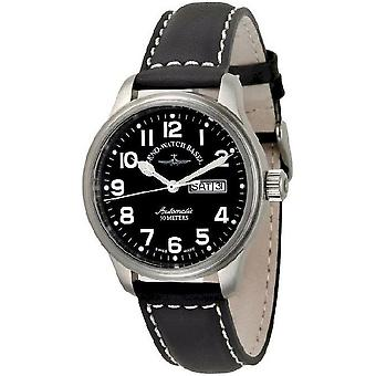 Zeno-Watch Herrenuhr NC Pilot 9554DD-a1