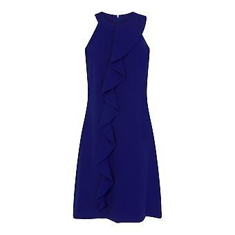 Papier poppen dames/dames Kempsey franje front Shift jurk