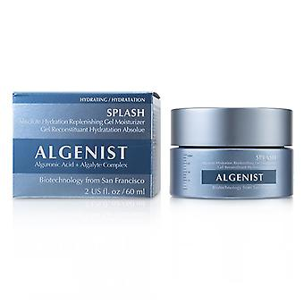 Algenist Splash Absolute Hydration Replenishing Gel Moisturizer - 60ml/2oz