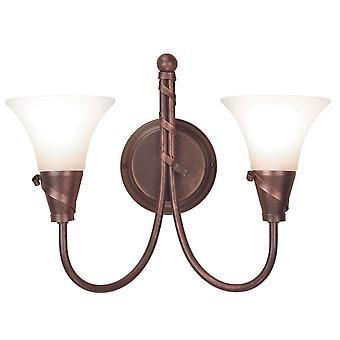 Stead-2 Light Indoor Wall Light Copper-EM2 COPPER