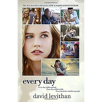 Every Day Movie Tie-In Edition by David Levithan - 9780525581611 Book