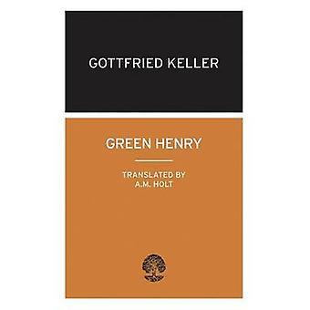 Green Henry by Gottfried Keller - 9780714502656 Book