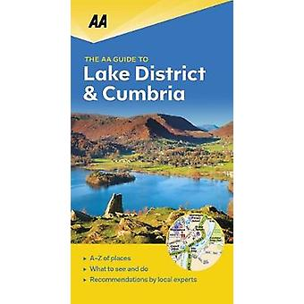 Lake District & Cumbria - 9780749579432 Livro