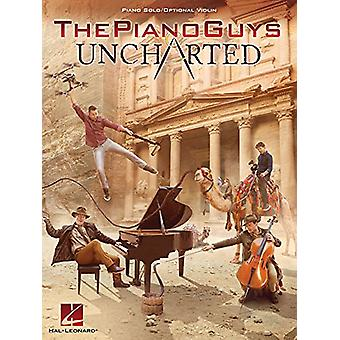 The Piano Guys - Uncharted by The Piano Guys - 9781495077135 Book