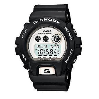Casio G-Shock XL mænds sort Alarm Chronograph Watch GD-X6900-7ER