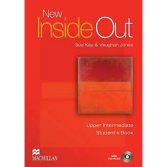 New Inside Out Upper - Intermediate - Student Book with CD-ROM Pack by