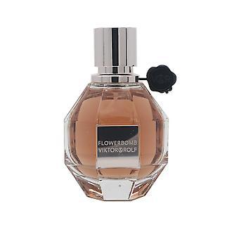 Flowerbomb par Viktor & Rolf Eau De Parfum 1.7oz/50ml Spray White box