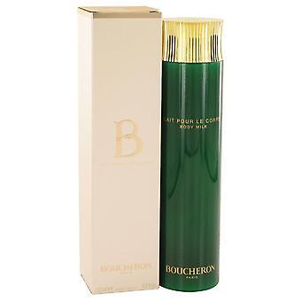 B de boucheron body lotion by boucheron 466135 200 ml