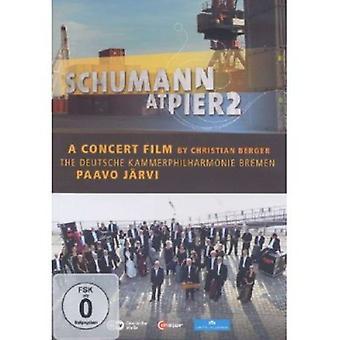 R. Schumann - Schumann at Pier2: A Concert Film [DVD] USA import