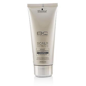 Schwarzkopf BC Bonacure hodebunnen Genesis root aktivere shampoo (for thinning hair)-200ml/6,7 oz