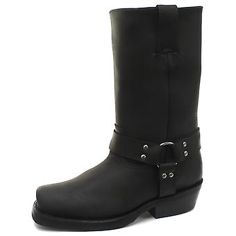 Grinders Abilene Womens Western Biker Boots  AND COLOURS