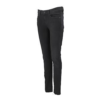 G-Star 3301 Contour hög Skinny kvinnors denim byxor Dark-Grey denim nya OVP försäljning