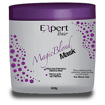 Brazilian Magic Blond Mask 500 Grams - Expert hair