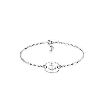 Elli kvinnors tennis armband silver 925_Silver