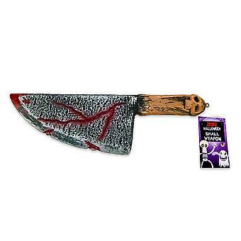 Halloween verinen kauhu veitsi muovi 31cm puolue vitsi puolue nro 3