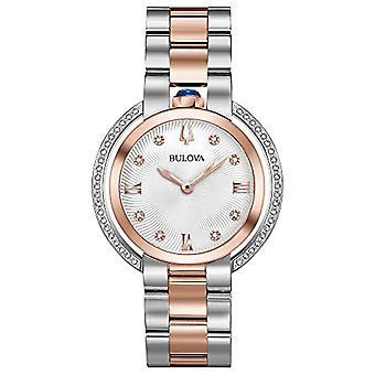 Bulova Clock Woman Ref. 98R247