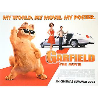 Garfield Original Cinema Poster