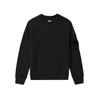 C.P. Company Undersixteen Black Lens Sweatshirt