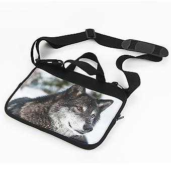 Snowleg laptop sleeve-hond zak laptop tas 13 ' '