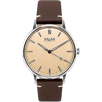M & M Germany M11952-647 New Classic men's Watch
