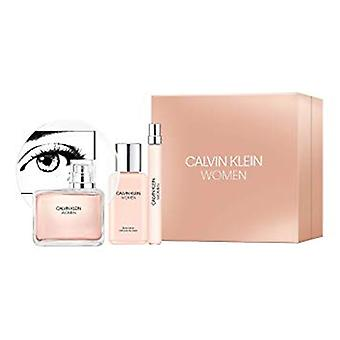 Calvin Klein Mujeres Regalo Set 50ml EDP + 100ml Loción Corporal + 5ml EDP