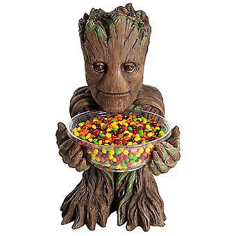 Groot Candy bol titular jumătate statuie 40 cm cu bol